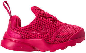 Nike Girls' Toddler Presto Fly Casual Shoes