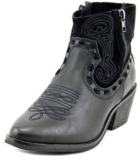Coolway Bady Round Toe Synthetic Ankle Boot.