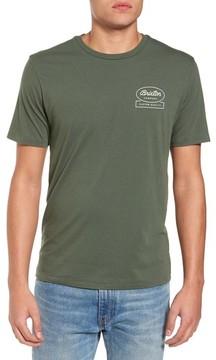 Brixton Men's Dale Ii Premium T-Shirt