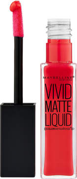 Maybelline Color Sensational Vivid Matte Liquid Lip Color - 30 Orange Shot