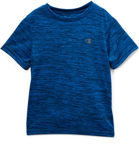 Champion Awesome Blue & Black Heather Tee - Toddler & Boys