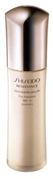 Shiseido Benefiance WrinkleResist24 Day Emulsion SPF 18/2.5 oz.