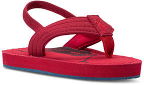 Polo Ralph Lauren Toddler Boys' Theo Big Pony Flip-Flop Sandals from Finish Line