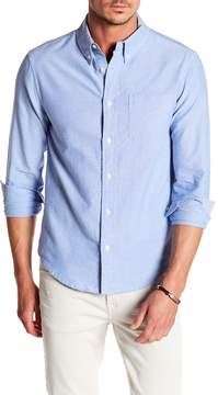 Frame Oxford Shirt