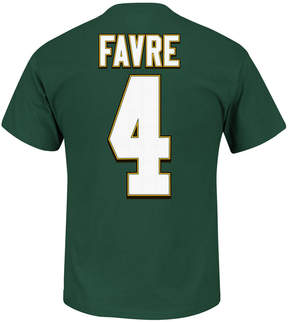 Majestic Men's Brett Favre Green Bay Packers Hof Eligible Receiver T-Shirt
