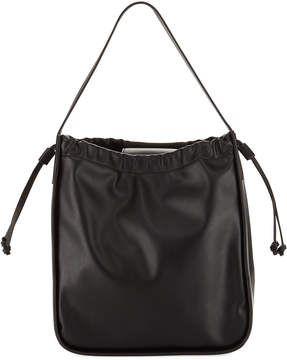 French Connection Dane Faux-Leather Hobo Bag