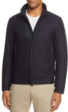 BOSS GREEN Jakes Wool-Blend Jacket