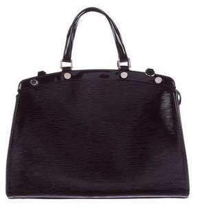 Louis Vuitton Electric Epi Brea MM - BLACK - STYLE
