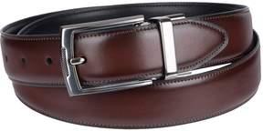 Croft & Barrow Men's Reversible Feather-Edge Stretch Dress Belt