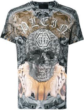 Philipp Plein Harvard T-shirt