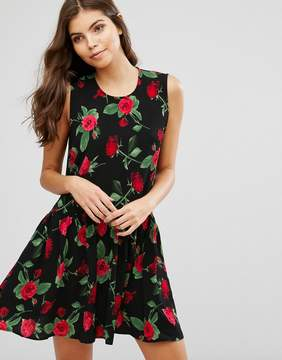 AX Paris Floral Skater Dress