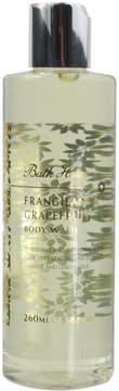 Bath House Frangipani + Grapefruit Body Wash by 260ml Shower Gel)