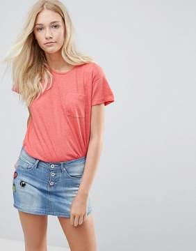 Blend She Nadja Small Pocket T-Shirt