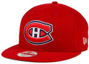 New Era Montreal Canadiens All Day 9FIFTY Snapback Cap