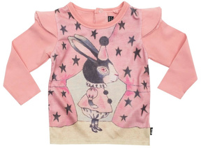 Rock Your Baby Rabbit Baby Top