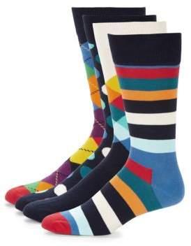 Happy Socks Striped Socks Set