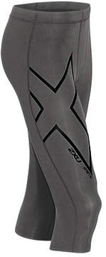 2XU Men's HYOPTIK 3/4 Compression Tight