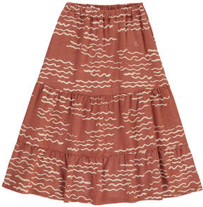 Bobo Choses Wave Maxi Skirt