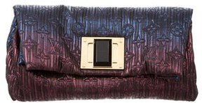 Louis Vuitton Limelight Altaïr Clutch - BLUE - STYLE