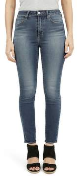 Articles of Society Heather High Waist Skinny Jeans