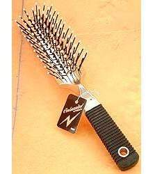 6606 Rectangular Vent Plastic Hairbrush by Ambassador