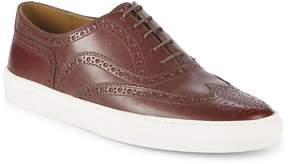 Bally Men's Herico Leather Oxford Sneakers