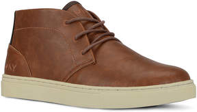 Andrew Marc Chestnut Wythe Sneaker - Men
