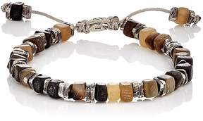 M. Cohen Men's Beaded Cord Bracelet