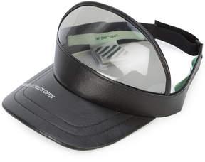Off-White printed visor