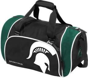 NCAA Logo Brand Michigan State Spartans Locker Duffel Bag