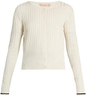 Brock Collection Kaley silk-knit cardigan