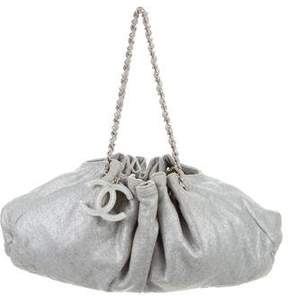 Chanel Melrose Cabas Tote
