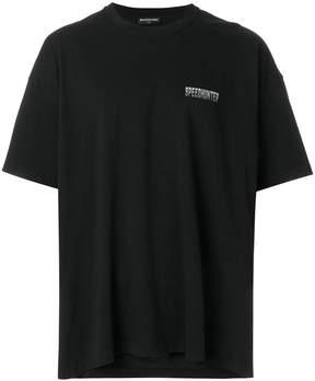 Balenciaga Double Hem T-shirt