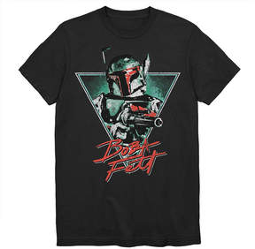Star Wars Novelty T-Shirts Boba Fett Graphic Tee