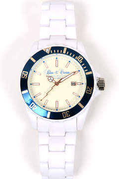 Blue & Cream Blue&Cream Classic Timepiece