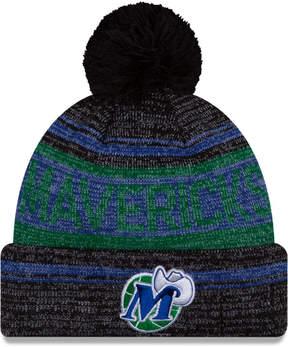 New Era Dallas Mavericks Hardwood Classics Snow Dayz Knit Hat