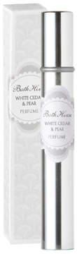Bath House White Cedar Pear Purse Spray by 12ml Spray)
