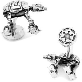 Cufflinks Inc. Men's Cufflinks, Inc. Star Wars(TM) At-At Walker 3D Cuff Links