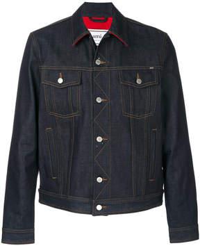 Ami Alexandre Mattiussi denim jacket