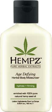 Hempz Travel Size Age Defying Herbal Body Moisturizer