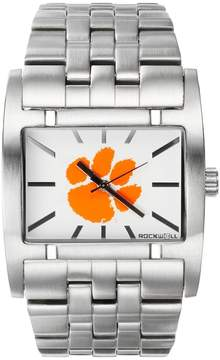 Rockwell Kohl's Clemson Tigers Apostle Stainless Steel Watch - Men