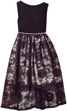 Bonnie Jean Girls 7-16 Sleeveless Soutache Skirt Dress