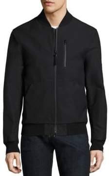 Mackage Baseball Collar Bomber Jacket