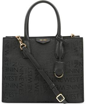 Nine West Maddol Tote Handbag One Size Black
