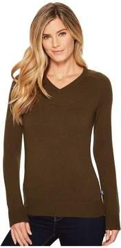 Fjallraven Sormland V-Neck Sweater Women's Sweater