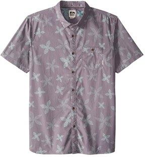 Reef Men's Retro Short Sleeve Shirt 8161184
