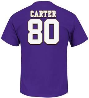 Majestic Big & Tall Minnesota Vikings Cris Carter Hall of Fame Eligible Receiver Tee