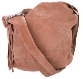 Elizabeth and James Suede Shoulder Bag