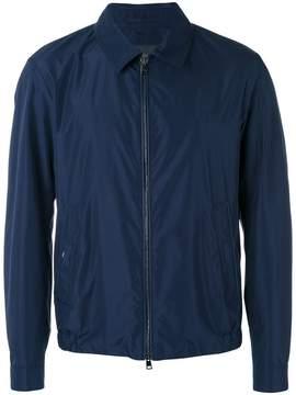 Pal Zileri collared rain jacket