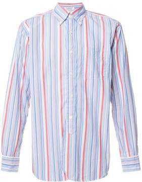 Engineered Garments striped shirt